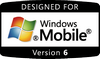 Elecont Weather is certified with Designed for Windows Mobile 6 Logo